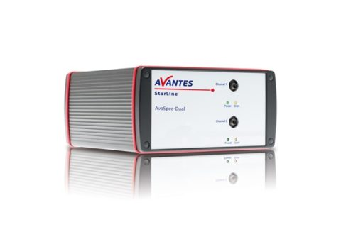 Avantes Dual-Channel Spectrometer - AvaSpec Dual-Channel for two measurements at the same time