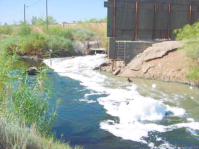 Environmental Applications Water Contamination