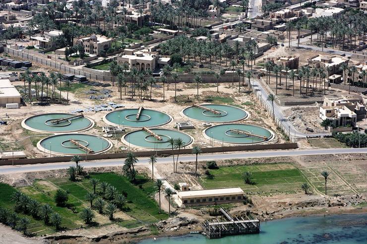 Environmental Applications Water Treatment