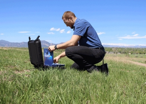 Field Spectroscopy Rocky Mountains Figure 1