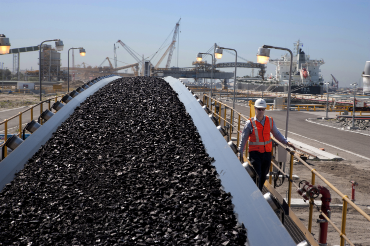 LIBS Escaping the Laboratory Coal Processing