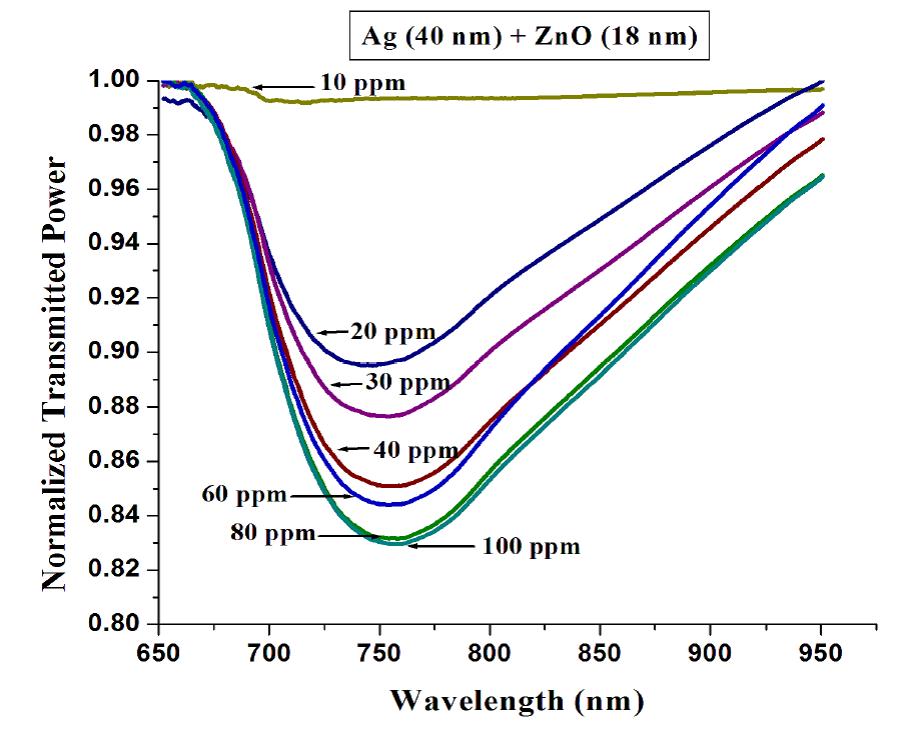 Surface Plasmon Spectroscopy Figure 1
