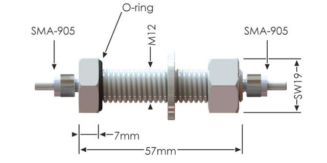 Vacuum Feedthroughs Figure 1