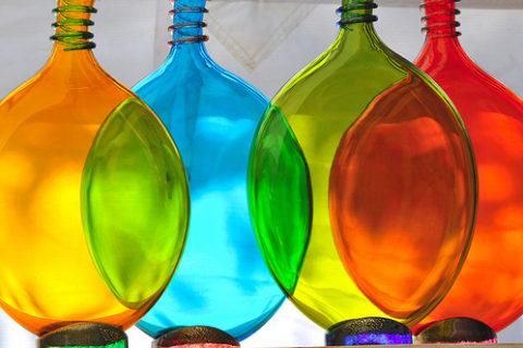 Color Bundle Surfaces