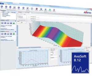 Avantes AvaSoft 8.12 software